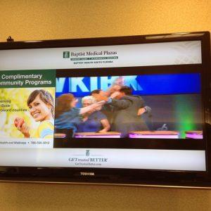 BHSF TV Interface 1024×768