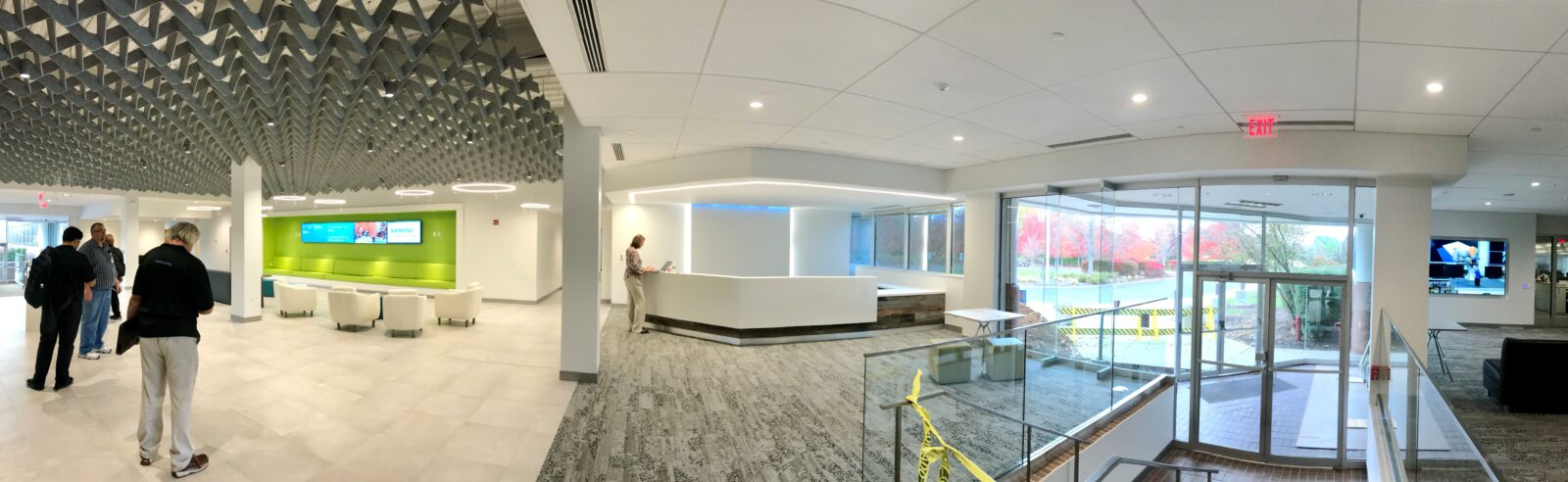 Siemens CT Lobby